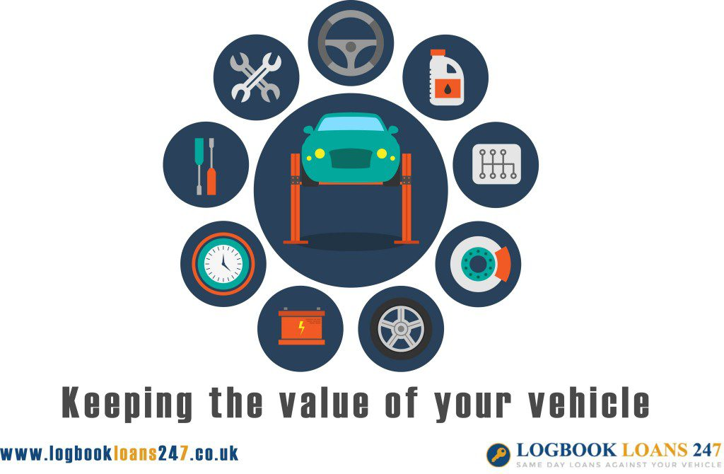 Logbook loans 247 | Keeping the value of your vehicle