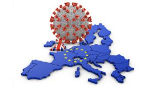 Britain v Europe: Covid-19