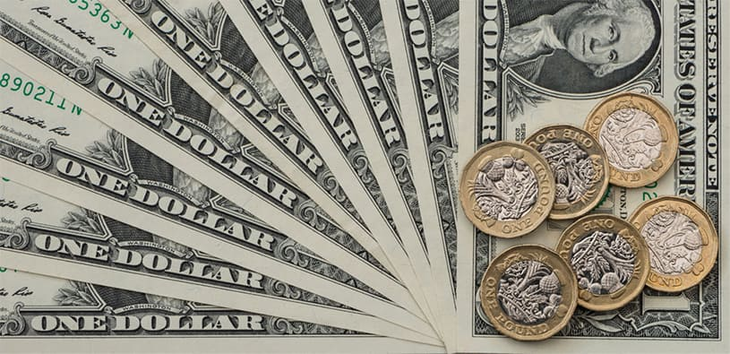 The Pound Against the Dollar