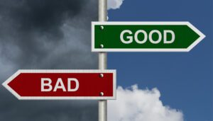 The Difference Between Good Debt and Bad Debt